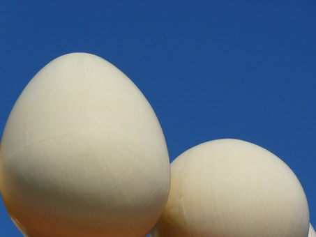 Egg, Ball, Museum, Dalí, Figueras, Spain