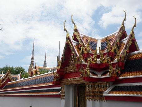 Thailand, Architecture, Eastern, Asia, Travel, Temple