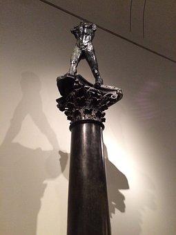 Auguste Rodin, Sculpture, The Walking Man