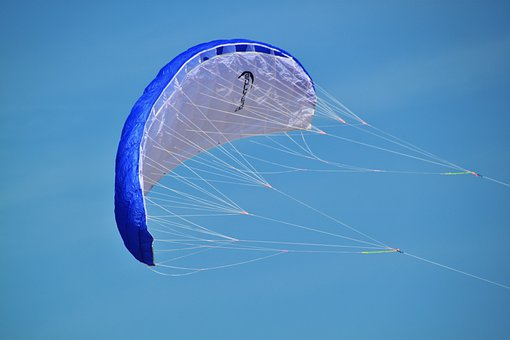 Paragliding, Air Sports, Paraglider, Fly, Sport, Sky