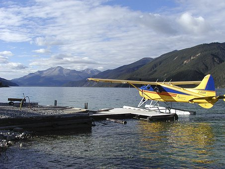 Yukon Territory, Float Plane, Lake, Tours, Canada