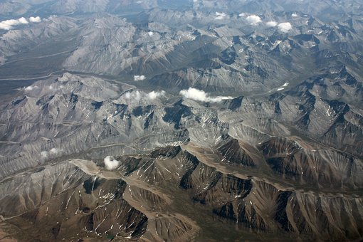 Mackenzie Mountains, Yukon, Canada
