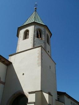 Church, Building, Architecture, Religion, Town, Travel