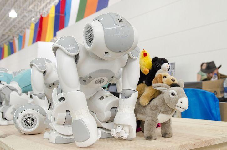 Robotics, Informatics, Cybernetics, Robocup, Humanoides