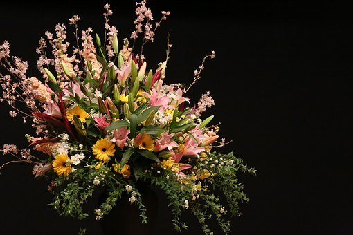 Flowers, Awards Ceremony, Ceremony, Bouquet