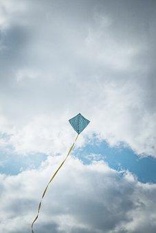 Dragons, Rise, Dragon Rising, Fly, Sky, Blue, Toys