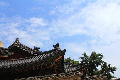 Republic Of Korea, Palaces, Changdeokgung, Nakseonjae