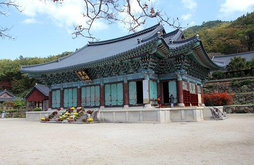 Republic Of Korea, Jeollanam-do, Suncheon, Travel