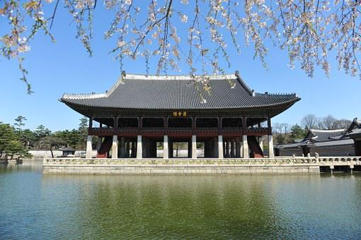 Republic Of Korea, Seoul, High Altitude, Traditional