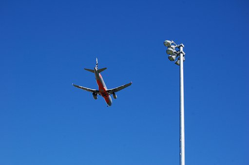 Plane, Aeroplane, Sky, Industrial, Jet, Fly, Aircraft
