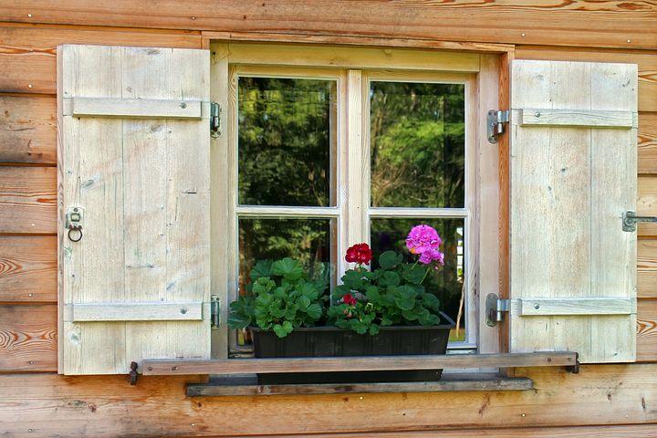 House Jewelry, Flower Box, Window Flower, Window