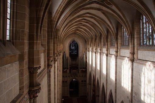 Ulmer, Münster, Architecture, Building, Church