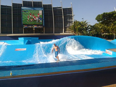 Surfing, Surfer, Sport, Powerful, Water, Recreation