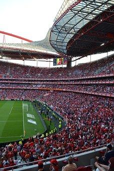 Stadium Of Light, Portugal, Lisbon, Slb