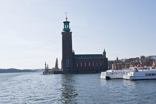 Stockholm, Town Hall, Nobel Prize