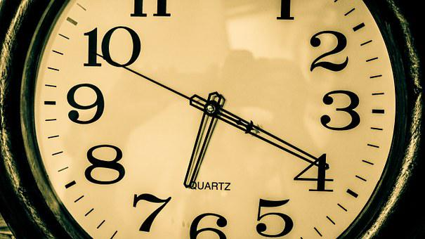 Watch, Time, Alarm Clock, Pointers, Time Passing