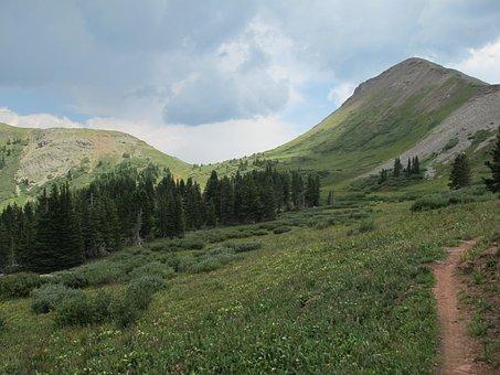 Colorado, Mountains, San Juan, Pass, Elevation, Alpine