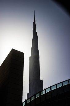 Burj Khalifa, The World's Tallest Building, Dubai
