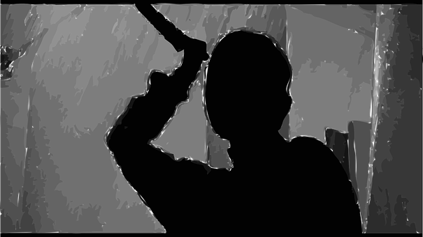 Psycho, Shower, Scene, Movie, Murder, Fear, Horror