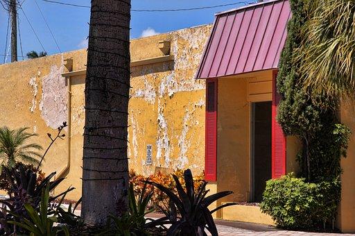 Florida, Fort Lauderdale, Input, Wall