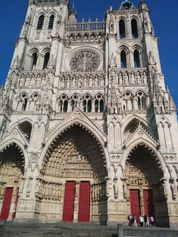 Cathedral, Amiens, France