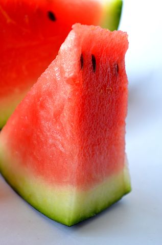Watermelon, Melon, Cut, Fruits, Sliced, Red, Fresh