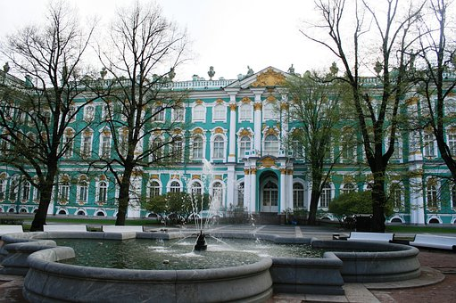 Hermitage, Winter Palace, Building, Historical