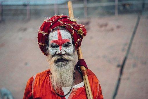 India, Varanasi, Hindu, Sacred, Hinduism, Religion