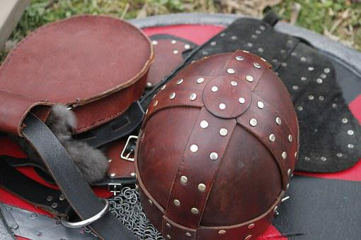 Leather Amour, Live Action Role Playing Dagorhir, Games