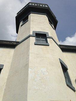 Lighthouse, Friday Harbor, San Juan Islands, Coast