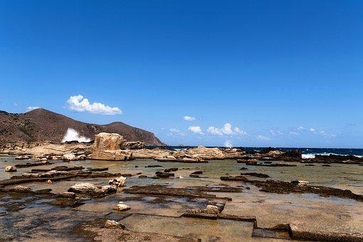 Favignana, Sicily, Island, Sea
