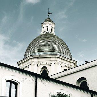 Gatta, Dome, Majolica, St Carmine, San Severo
