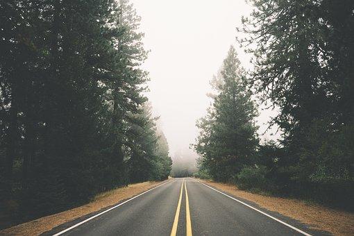 Road, Street, Highway, Travel, Way, Transportation