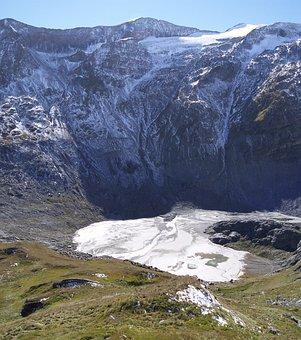 Grossglockner, Austria, Alps, Alpine Road
