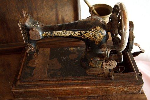 Ancient, Antique, Domestic, Equipment, Industry