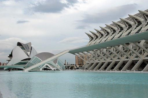 Architecture, City Of Sciences