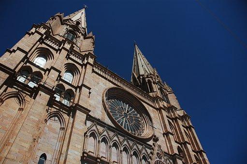 Church, Temple, You Arandas, Architecture, Gothic