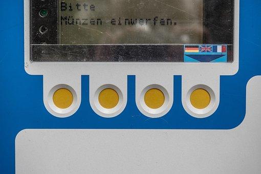 Automatic, Park Machine, Alternating Automaton, Buttons