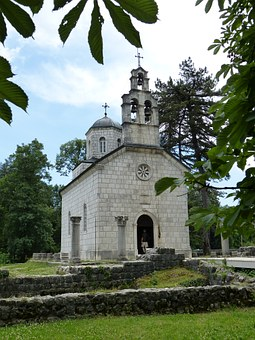 Montenegro, Balkan, Cetinje, Capital, Historically