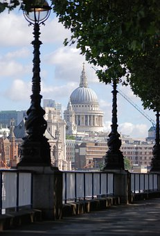 Cathedral, St Paul's, Dome, Religion