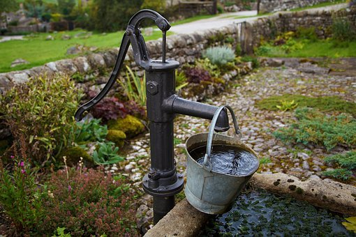 Clean, Countryside, Drink, Garden, Handle, Iron, Manual
