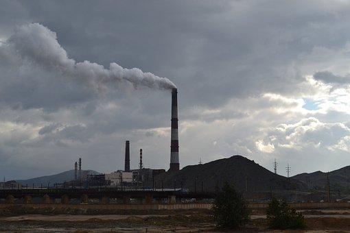 Karabash, Ecology, Plant, Air Pollution, Damage