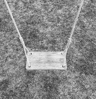 Swing, Game, Child, Manege