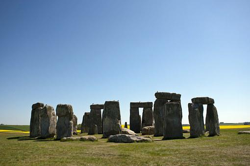 Stonehenge, Monument, Pre-history, Megalith, Mysterious