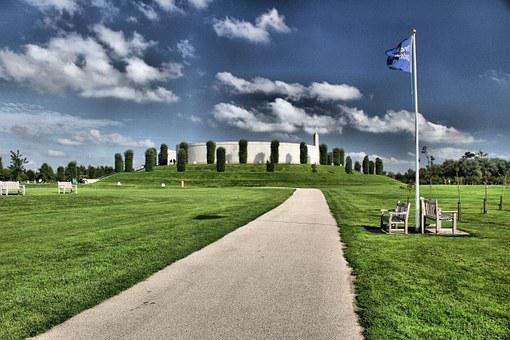Memorial, Arboretum, Lawn, Nature, National, Outdoors
