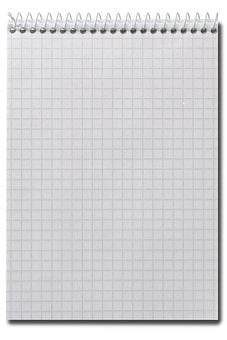 Notepad, Paper, Note, Office, Piece Of Paper, Squared