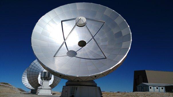 Moon, Planets Observation, Observation Station