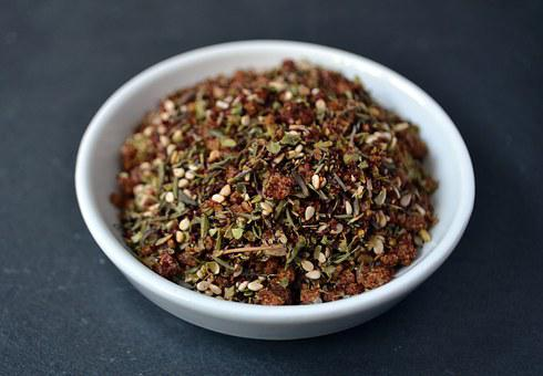 Zatar, Spices, Oriental