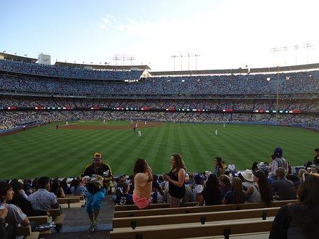 Baseball, Game, Stadium, Sport, Sports, Ball, Team