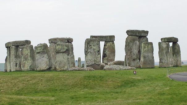 Stonehenge, Stone Circle, England, Megalithic Structure